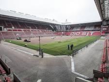 PSV legt nieuwe grasmat in het Philips Stadion