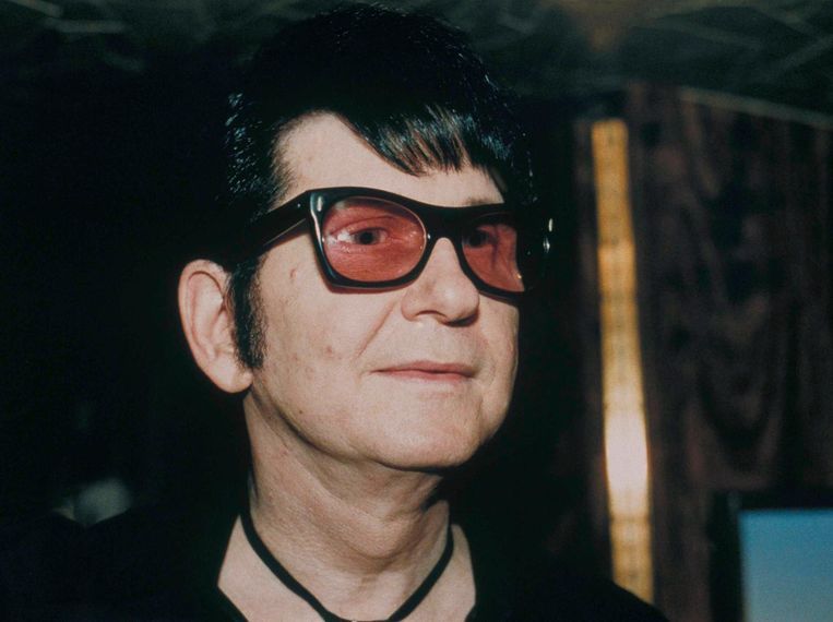 Roy Orbison in 1988. Beeld ap