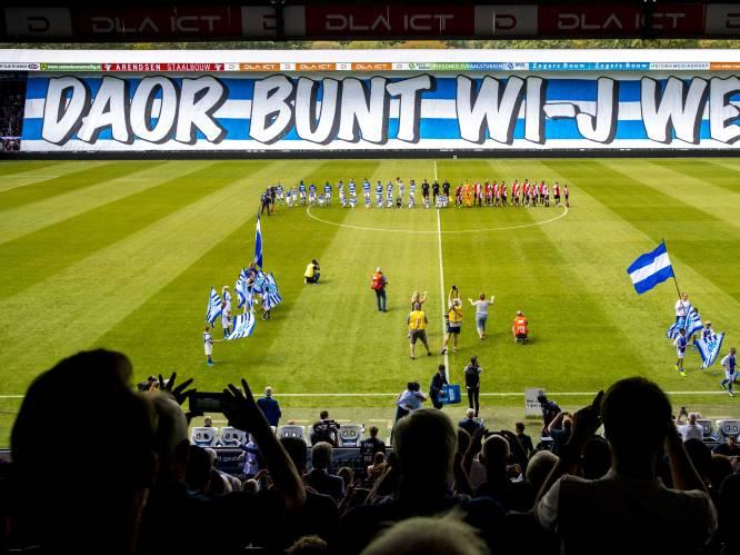 Achterhoek rouwt om De Graafschap, al gloort er hoop: 'Een ramp voor de club, maar het is nog niet afgelopen'