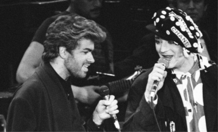 'Ik heb gehuild toen George Michael stierf. We leken meer op elkaar dan we verschilden.' Beeld