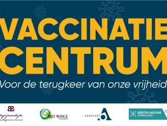 Geen lange wachttijden meer aan het vaccinatiecentrum in Aarschot