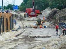 Werk aan fietstunnel blokkeert entree Nistelrode