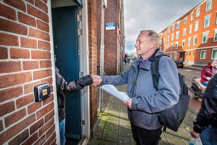 Sommige woningcorporaties gaan actief op pad om illegale onderhuur te bestrijden. Met name in de Randstad(foto is in Den Haag gemaakt) komt het veel voor. Ook Alwel ziet het aantal gevallen van woonfraude sterk toenemen de laatste tijd.