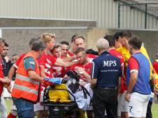 Onfortuinlijke Sven d'Hooghe is geopereerd en ontvangt veel steun