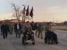 Amerikaans leger neemt Nijmeegse Sunset March over