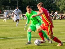 Schubert: 'Blij met de eerste minuten voor Vitesse'