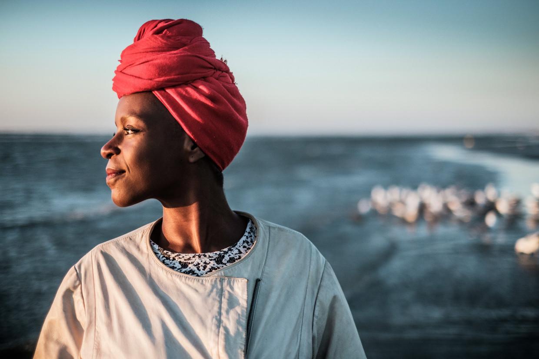 Dalilla Hermans: 'Het is veel moeilijker om tot progressieven door te dringen dan om racisten op andere gedachten te brengen.'  Beeld Bob Van Mol