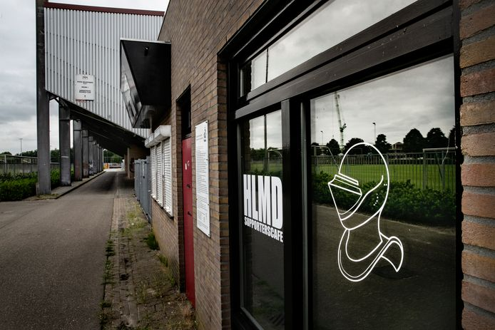 Onder meer een ontmoetingsplaats voor Helmond Sport-fans in het stadion was een van de breekpunten voor het vorige stadionplan; nu komt daar een oplossing voor.