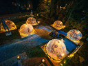 Bubble BQ is klaar om de gasten te ontvangen
