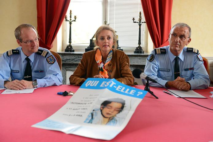 De zoektocht naar de ouders van het A10-meisje werd in 2012 heropend