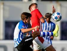 Iker Pozo schiet FC Eindhoven naar winst op stadsgenoot Jong PSV