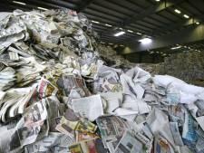Inzamelbedrijf: Oud papier in Arnhem is ernstig vervuild. Niet waar!, zegt gemeente