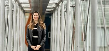 Sharon Gesthuizen verruilt de politiek voor kunst: 'Ook al ga je niet door als kunstenaar, dan heb je er nog veel aan'