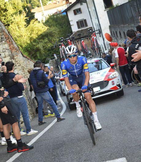 Nouvelle prolongation chez Deceuninck-Quick Step: contrat de deux ans pour Andrea Bagioli