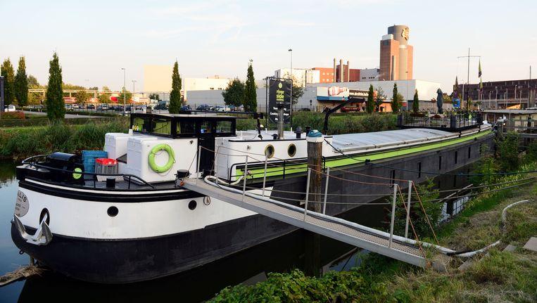 Vitalis, in de Vaartkom van Leuven, wordt het 'symbolische ankerpunt' in Leuven. Beeld Vertommen