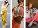 Gehaakte mode is dé zomertrend (en voor minder dan 40 euro kan je Gigi Hadid zelfs na-apen)