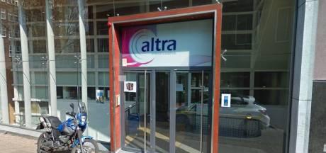 Flinke schade door explosie Altra College