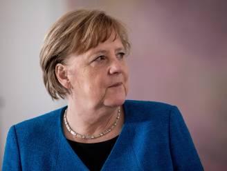 """Duitse bondskanselier Merkel voorstander van """"indirecte contacten"""" met Hamas"""