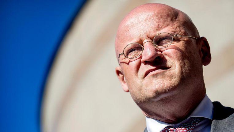 Minister Ferd Grapperhaus (Justitie). Beeld anp