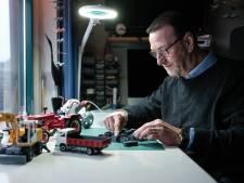 Leo Krul (69) print 3D-modellen: 'Ik vind het belangrijk om met nieuwe technieken bezig te zijn'