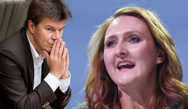 Open Vld-voorzitter Gwendolyn Rutten fluit Vlaams minister Sven Gatz terug.