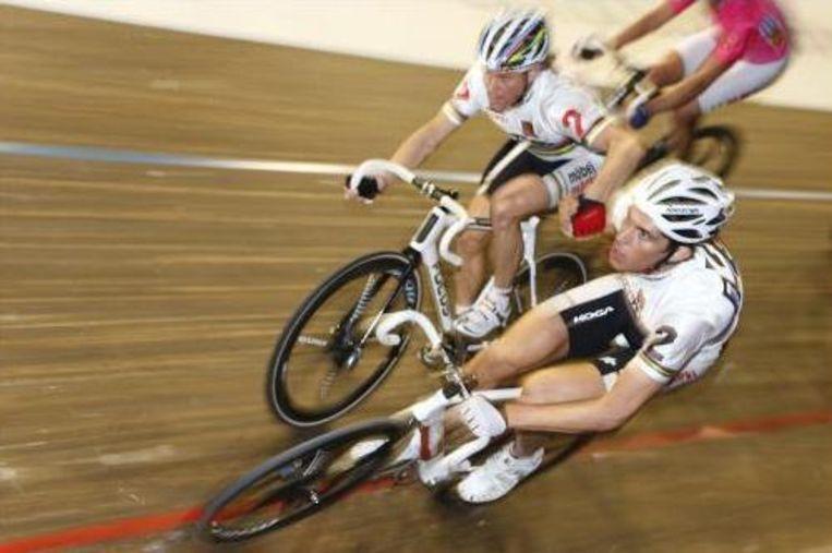Risi en Marvulli finishten eerste in Kopenhagen. Beeld UNKNOWN