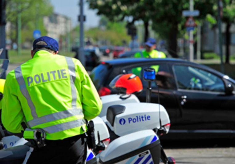 De politie controleerde in de buurt van zomerbars