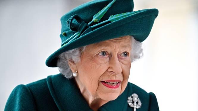Koningin Elizabeth opent Schots parlement voor het eerst zonder Philip