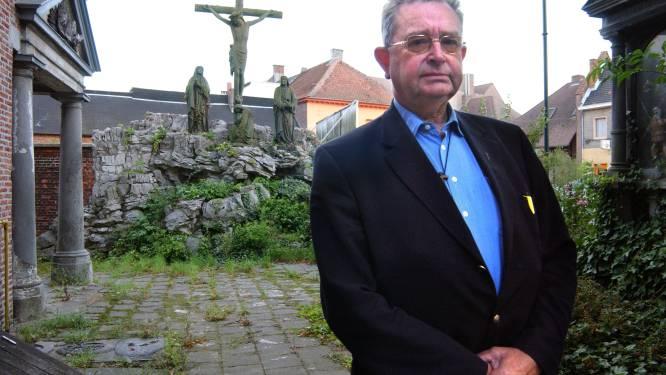 Hingene neemt afscheid van pastoor Henk Hamerlinck (86)