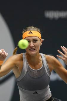 Bertens treft Mladenovic in Moskou