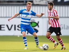 Einde seizoen voor PEC-verdediger Koppers