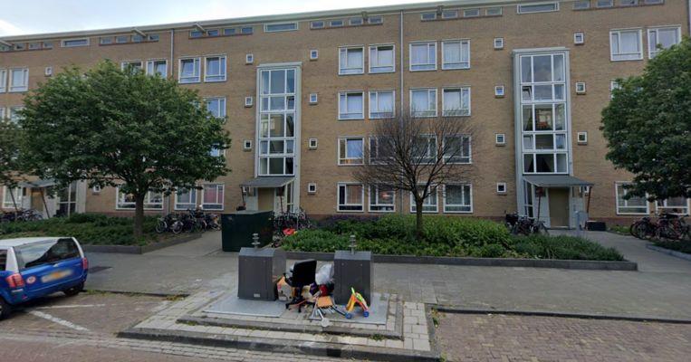 De Nolensstraat op Google Streetview. Beeld Google
