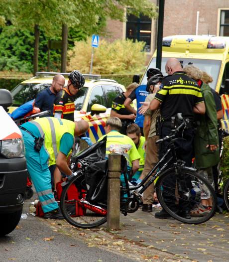 Oosterbeekse fietsster overleden na botsing met wielrenner in Rozendaal