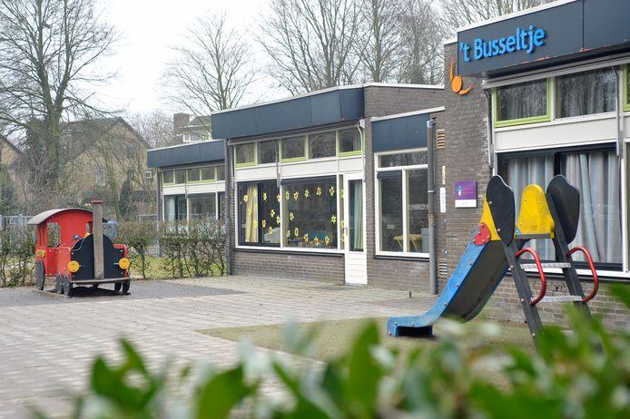 Basisschool 't Busseltje in Eersel.