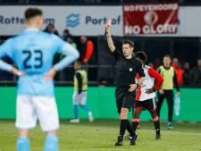 Heracles kan niet stunten bij Feyenoord na bizarre tweede helft