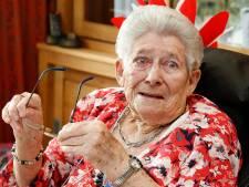Rosa Kints viert honderdste verjaardag in Axel