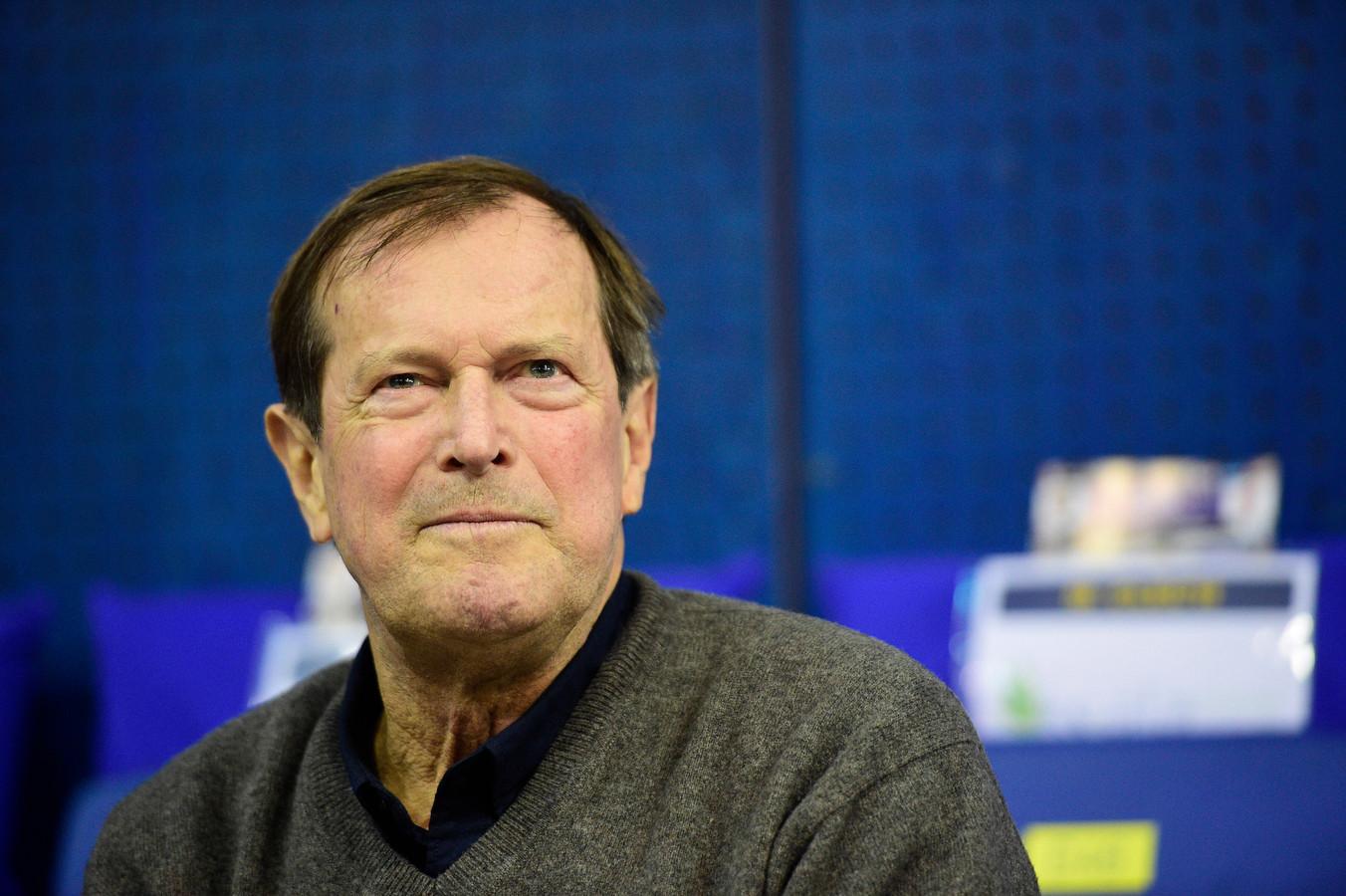 Oud-Dakarwinnaar en voormalig racedirecteur Hubert Auriol.