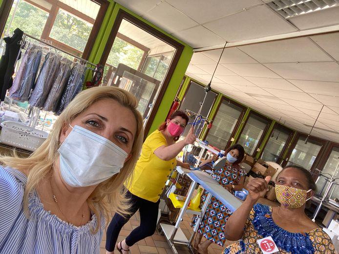 Donderdag verhuizen de medewerkers van De Strijkwinkel in Machelen naar het Sociaal Huis.