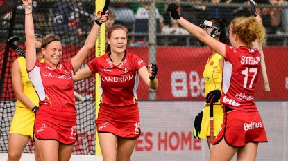 Red Panthers kloppen China en springen naar de derde plaats in Hockey Pro League