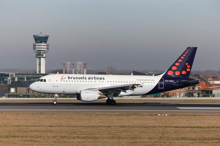Beeld ter illustratie, Brussels Airlines. Beeld Photo News