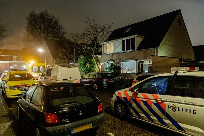 Twee doden in woning Tilburg