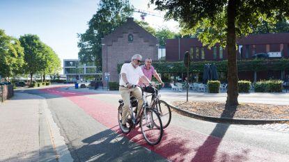 Zutendaal eerste gemeente met fietsring