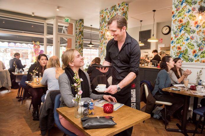 Coffeelicious opende onlangs een vierde vestiging in Nederland, aan de Ginnekenweg in Breda. Foto Edwin Wiekens