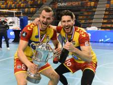 Griekenland kwam als een mooie verrassing voor Apeldoornse volleyballer Freek de Weijer
