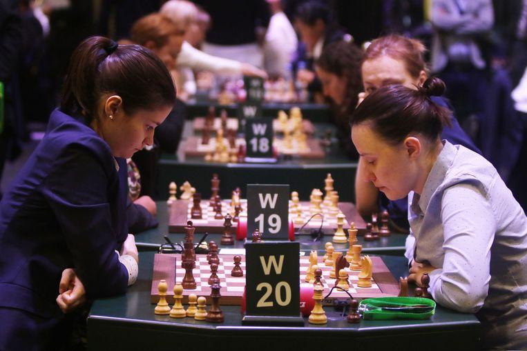 Het kampioenschap vindt voor het eerst plaats in Saudi-Arabië. Beeld Getty Images