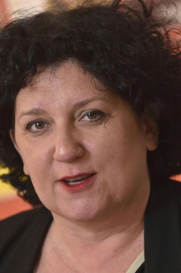Vlaams minister van Energie Annemie Turtelboom.