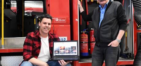 Brandweer Boxmeer geeft digitaal inkijkje: 'Foto's op zolder, daar heeft niemand wat aan'