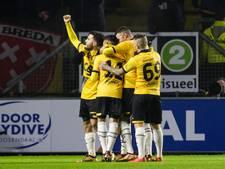 Ongewijzigd NAC zonder Mets en Koch naar Willem II