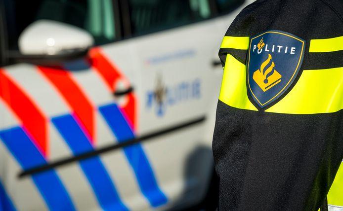 De politie trof op de carpoolplaats in Meerkerk een vrouw die nog moest zitten. (foto ter illustratie)