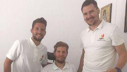 Dries Mertens brengt bezoekje aan gewezen ploegmaat die door drama werd getroffen